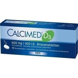 CALCIMED D3 600MG/400 IE
